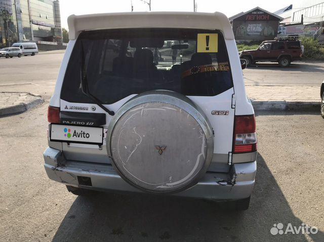 Mitsubishi Pajero iO, 1999  купить 2