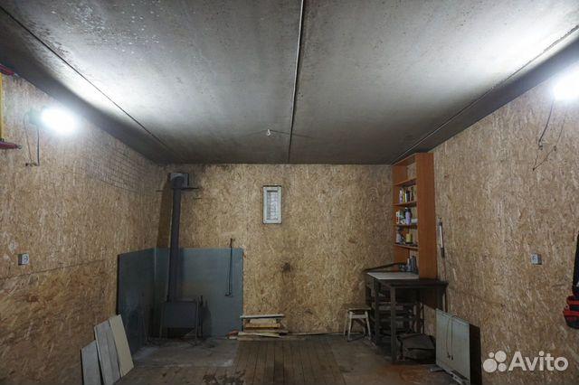 купить гараж набережная Северной Двины 145