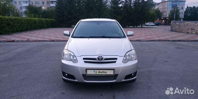 Toyota Corolla, 2006  89617258381 купить 7