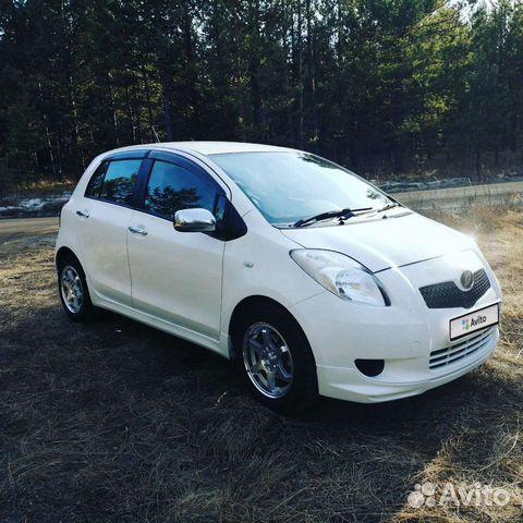 Toyota Vitz, 2005  89644620955 купить 5