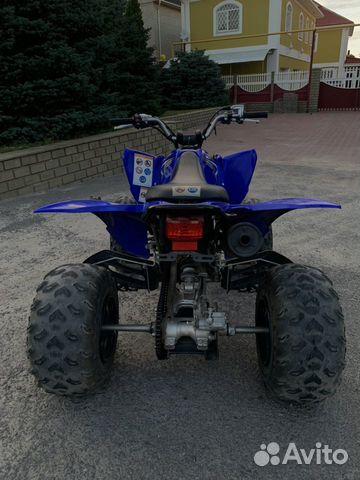 Yamaha YFM 250r Blaster  89584756840 купить 7