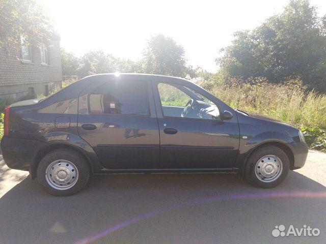 Renault Logan, 2009  89062983106 купить 3