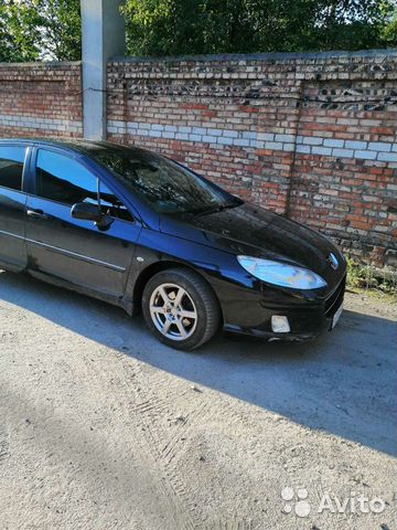 Peugeot 407, 2008  89095743889 купить 5