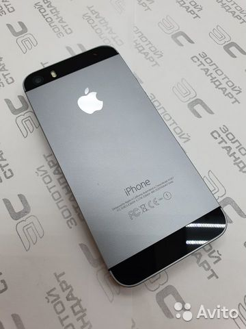 iPhone 5S 16 GB(Кача)