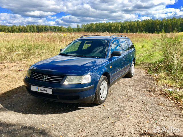 Volkswagen Passat, 1998  89066106707 купить 1