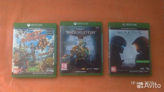Xbox One игры