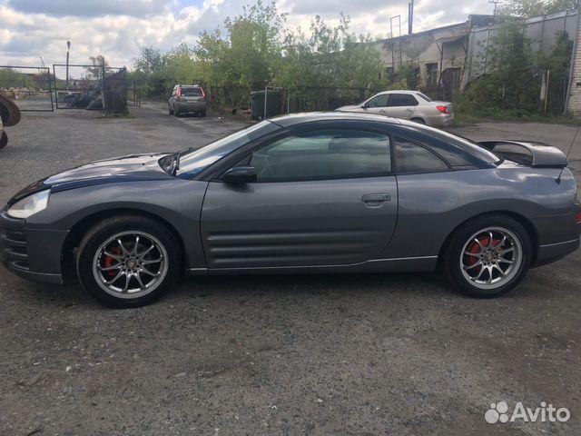 Mitsubishi Eclipse, 2002  89617528974 купить 10
