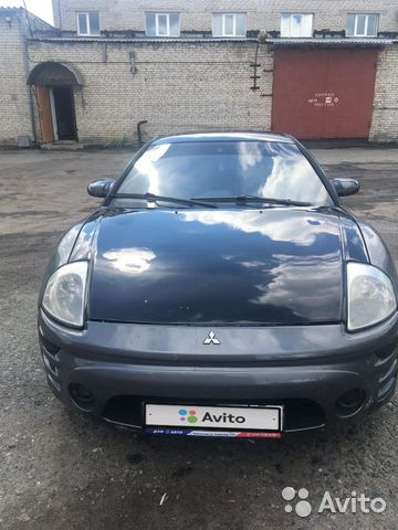 Mitsubishi Eclipse, 2002  89617528974 купить 5