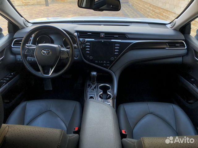 Toyota Camry, 2018  89639843820 купить 6