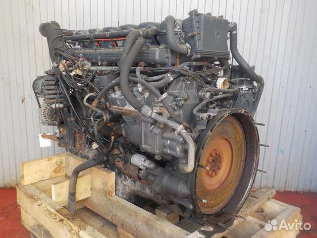 Двигатель Скания DT1217L01 480 л.с. Euro4 HPI (Sca  83919898433 купить 3