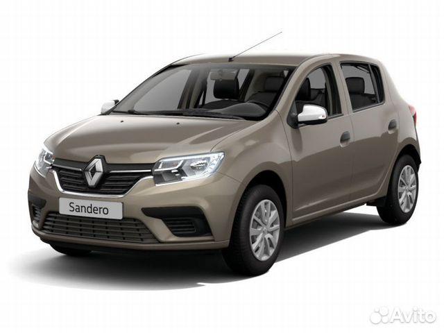 Renault Sandero, 2020