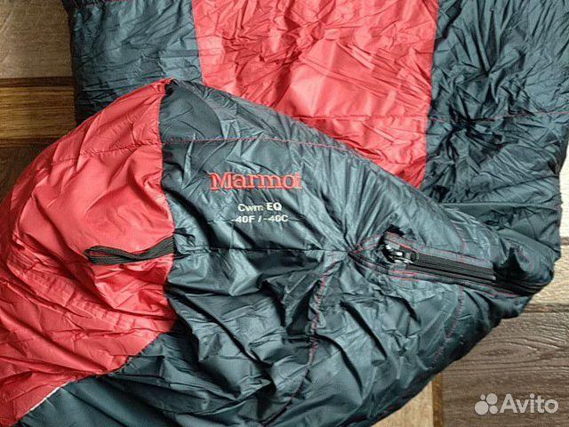 Спальник Marmot Cwm EQ -40C  89138545225 купить 3