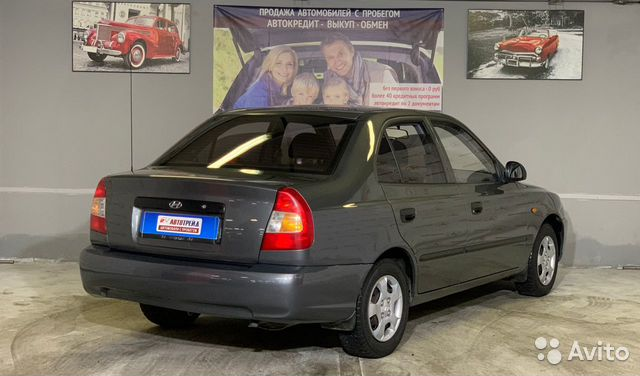 Hyundai Accent, 2006  89586166269 купить 3