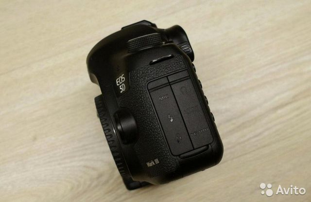 Фотоаппарат Canon EOS 5D Mark III body  89778581806 купить 5