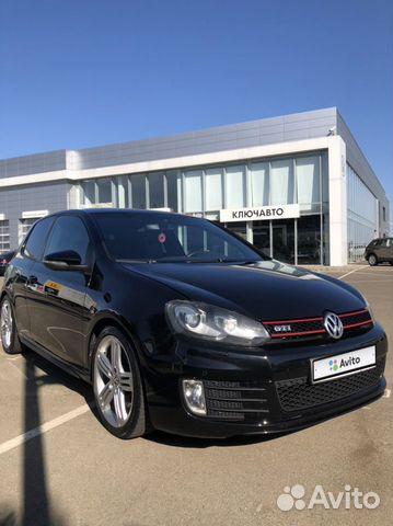 Volkswagen Golf GTI, 2009  89630923343 купить 4