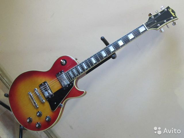 89025069832  Электрогитара Fresher FL-301 (1970х Japan)