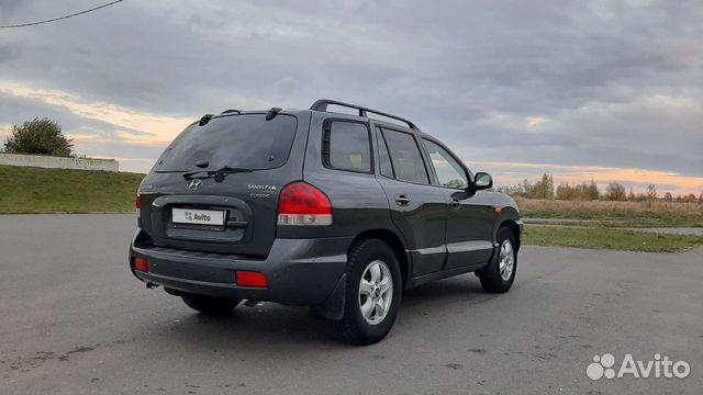 Hyundai Santa Fe, 2008  89063816458 купить 4