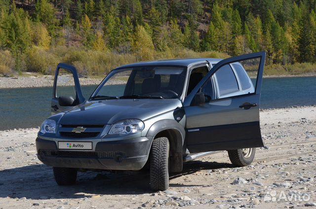 Chevrolet Niva, 2011  89676219823 купить 1