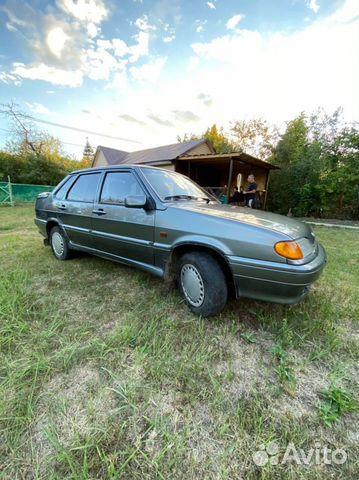 ВАЗ 2115 Samara, 2007  89606368077 купить 5