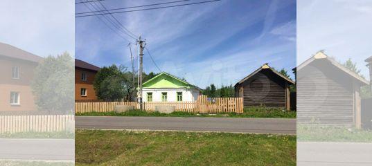 Дом 49 м² на участке 10 сот. в Московской области   Недвижимость   Авито