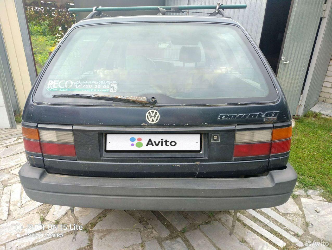 Volkswagen Passat, 1990  89092329055 купить 2