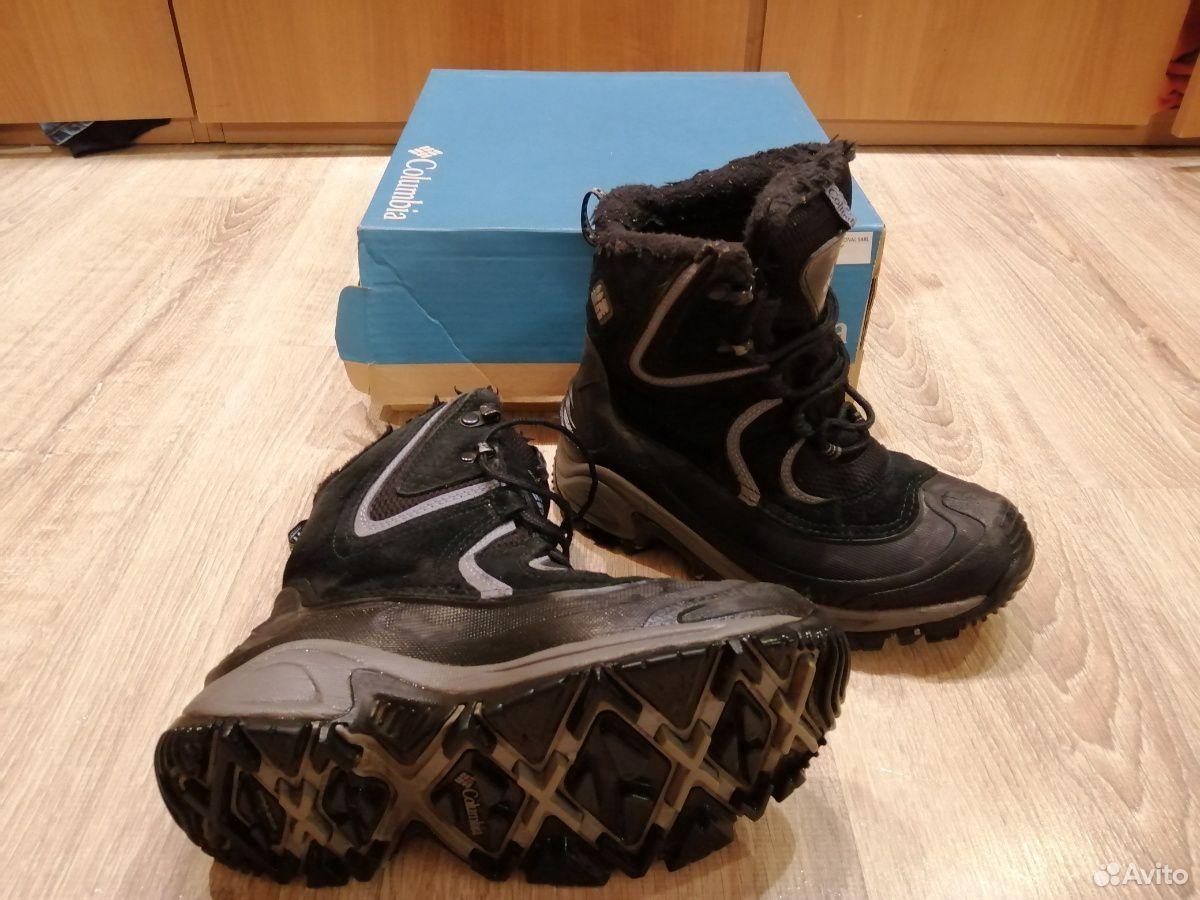 Зимние ботинки Columbia  89097293778 купить 3