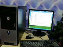 Компьютер (монитор, системный блок)