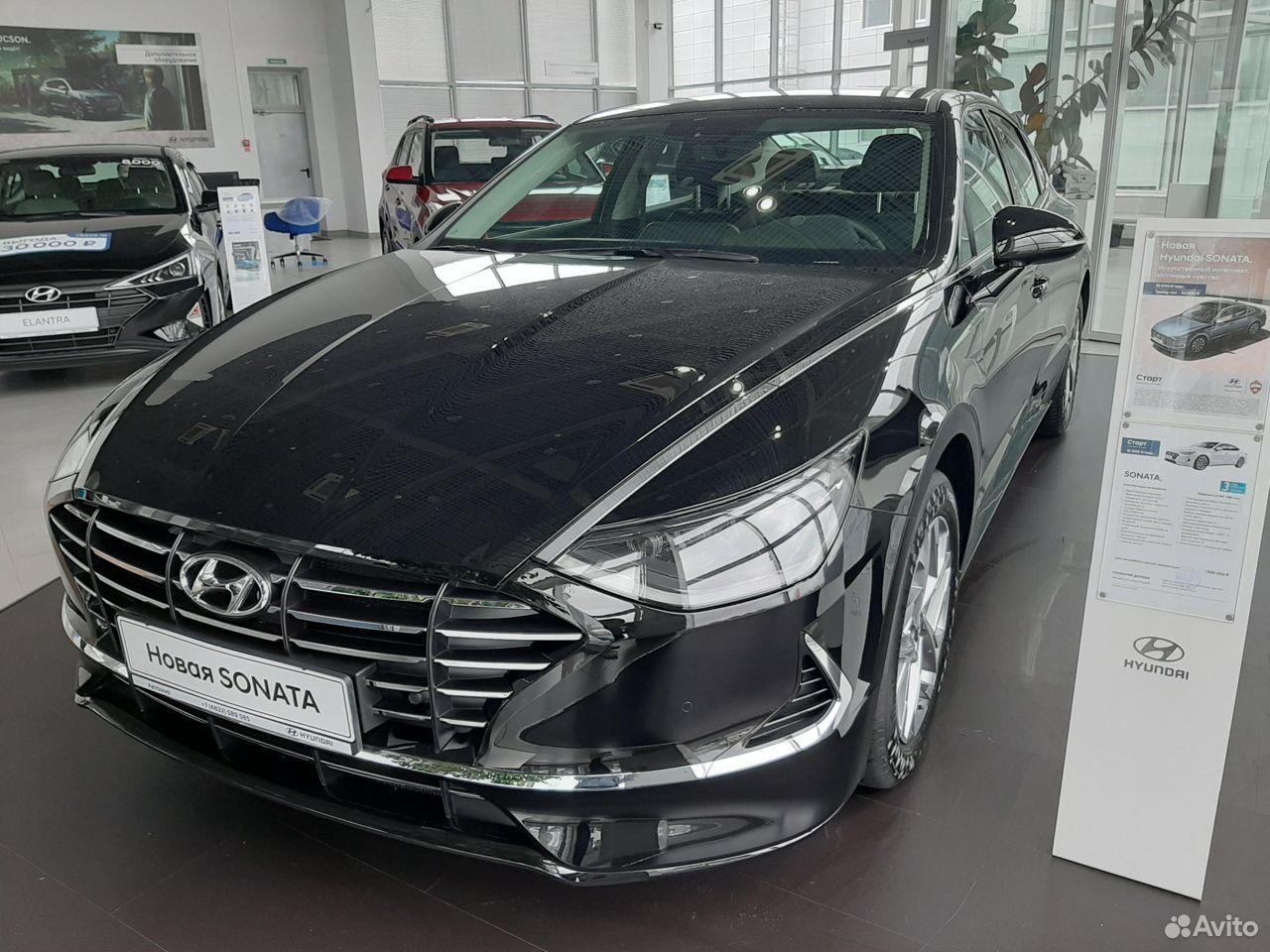 Hyundai Sonata, 2020  89133308137 купить 1