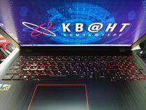 Мощный игровой ноутбук asus ROG Strix i7 7700HQ