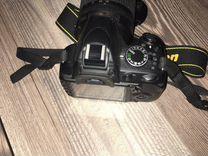 Цифровой фотоаппарат Nikon 3100 — Фототехника в Москве