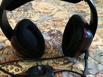 Наушники с микрофоном Plantronics