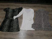 Большой пакет женской одежды