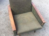 Советское румынское кресло