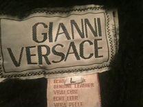 Gianni Versace Дубленка — Одежда, обувь, аксессуары в Москве