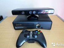 Игровой центр 300игр Xbox360 frееbооt+kinect