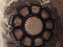 Тормозные диски Honda CBR600F4i 01-07 — Запчасти и аксессуары в Москве
