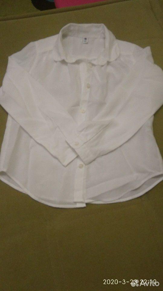 Рубашка для школы 122  89201277584 купить 1
