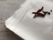 Пергамент белый в листах 50 шт 400*600мм