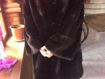 Шуба норка (blackglama)