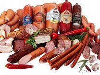 Грузчик на склад колбас, вахта+питание