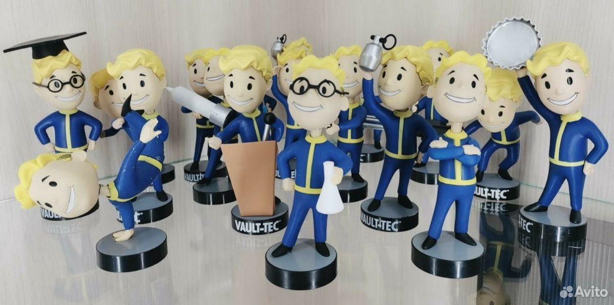 Фигурка Vault Boy Fallout  89240081966 купить 1