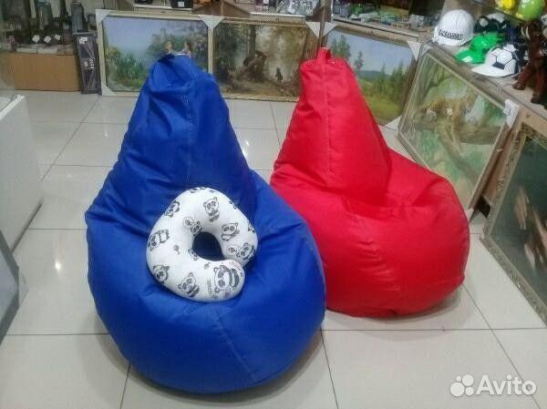 Кресло мешок Капля Малая нейлон  89068516983 купить 1