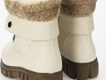 Новые зимние ботинки