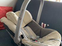 Emmaljunga first class 0+ автолюлька