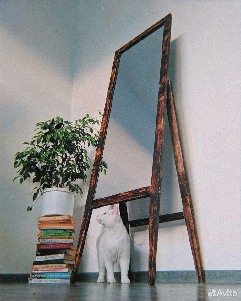 Зеркало напольное ручной работы  89951106491 купить 2