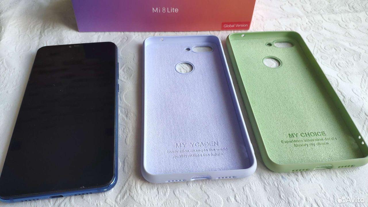 Смартфон MI 8 Lite 4/64  89114591367 купить 9