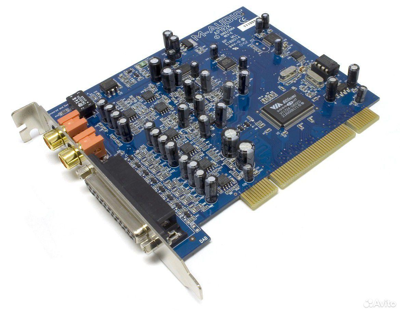 Звуковая карта M-Audio Audiophile 192  89529978485 купить 1