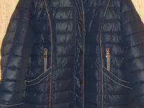 Курточка зимняя 66 размер — Одежда, обувь, аксессуары в Нижнем Новгороде