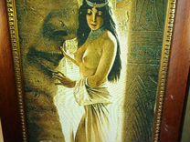 Картины с обнаженными женщинами в восточном стиле
