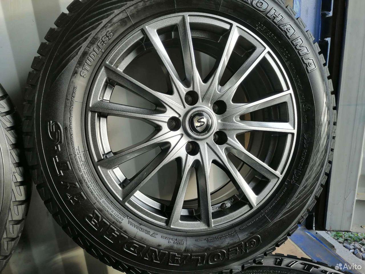 Комплект колес (№161) из Японии  89244146927 купить 2